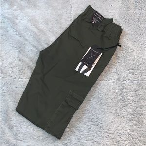 Olive Joggers ( New)